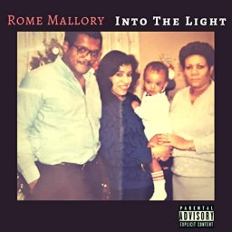 2020 REVIEWS: ROME MALLORY – INTO THE LIGHT
