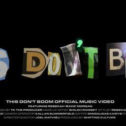 2021 SINGLE REVIEWS: BXKS – THIS DON'T BOOM